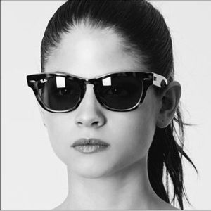 Ray-Ban Accessories - Black Ray Ban Laramie Sunglasses